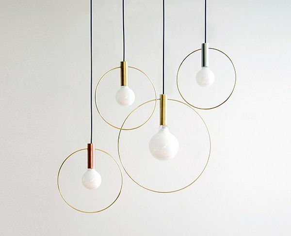Cool lamps, but I could not figure out who designs them? Can anyone help?
