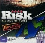 Risk Balance of Power Board Game - New