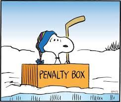 Snoopy playing hockey - Google Search