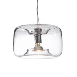 Ligne Roset Bonbonne Glass Pendant Light