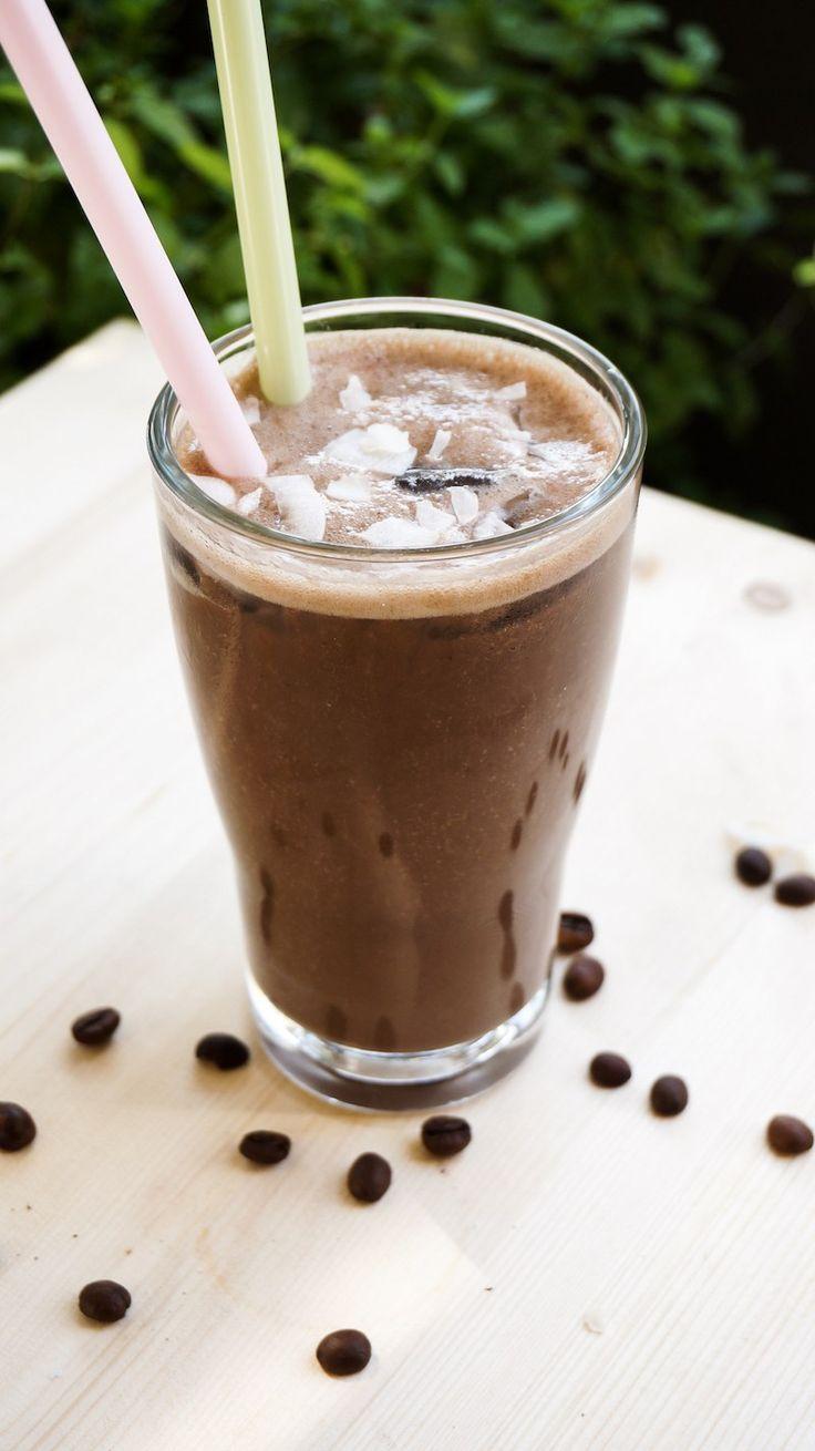 Ice Coffee Shake - Shake mit Kaffee und Eis