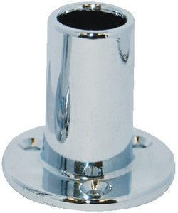 Taylor Made Products Straight Boat Flag Pole Socket (3/4-Inch)