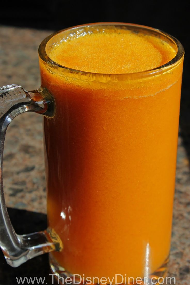 The Disney Diner: Pumpkin Juice Recipe from The Wizarding World of Harry Potter - a different pumpkin juice recipe