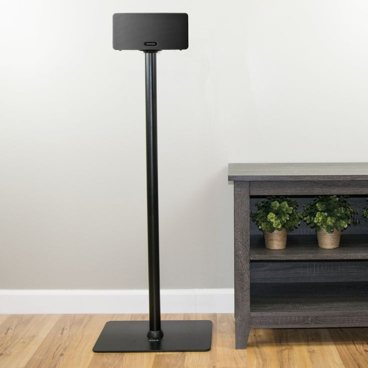 Sonos Play 1 And Play 3 Center Channel Speaker Stand