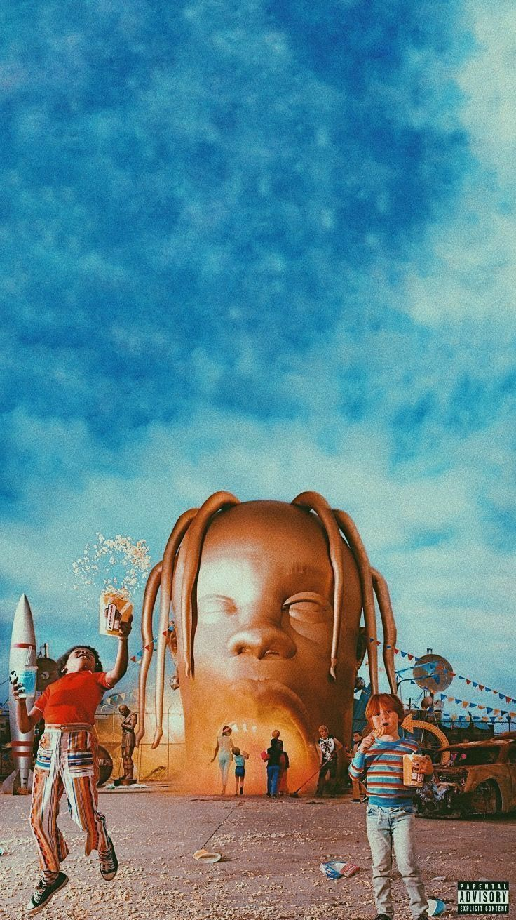 Travis Scott Lockscreen In 2020 Travis Scott Wallpapers Picture Collage Travis Scott Iphone Wallpaper