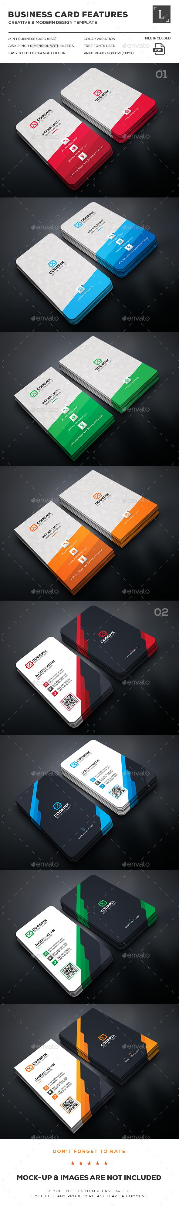 10 best Real Estate Business Card Templates images on Pinterest