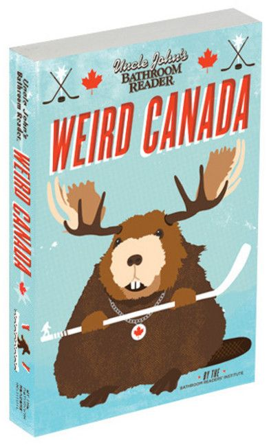 Did you know that Canada was almost called Hochelaga? That's just one of thousands of wacky facts awaiting readers in Uncle John's quirky celebration of Earth's second largest country. You'll find page after page of bizarre history (like why the beaver was once classified as a fish), plus head-scratching news items (like the crook who returned to the Tim Hortons he'd just robbed to tip the workers), and odd places to go (like Mr. Spock's birthplace in a town called Vulcan).