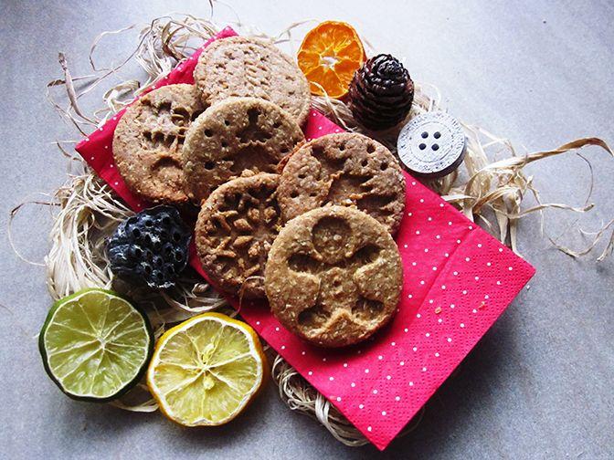 Recepty na vianočné pečivo maslové sušienky