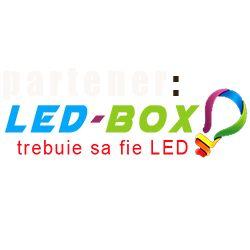 led-box.ro este partener ledia.ro , se spune ca unde-s multi puterea creste! #partener #magazinonline