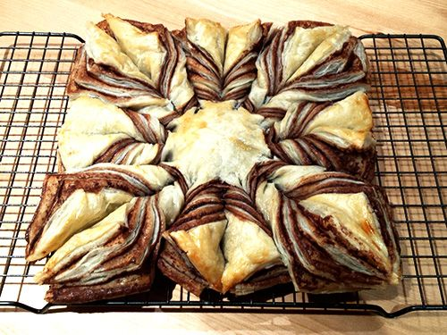 This recipe has been a bit of an internet sensation as of late. Incredibly easy and fun to make. All you need is some Nutella and Puff Pastry. Sure you can make your own puff pastry, but unless you have loads of time, and skill, bought is just fine  Great to share, …