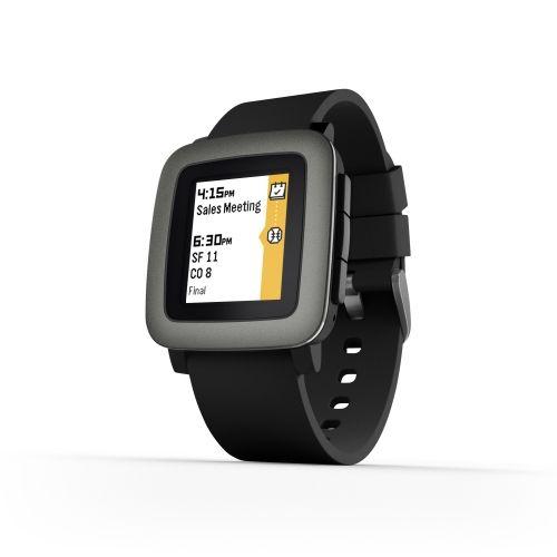 Smartwatch Pebble Time - multum możliwości dla Twojej aktywności.   #smartwatch #pebble #pebbletime #bieganie #sport #active