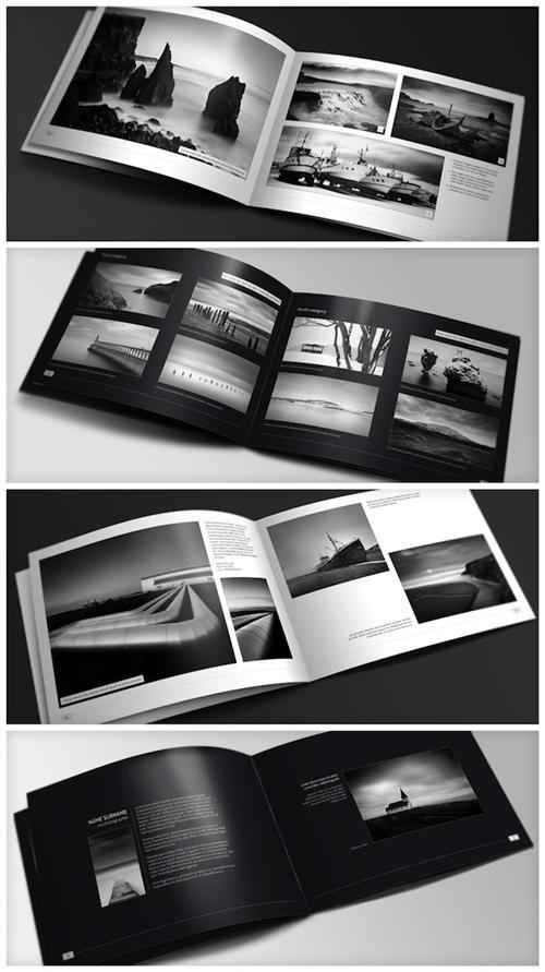 Modern and Professional Brochure Designs - 3 - PelFind