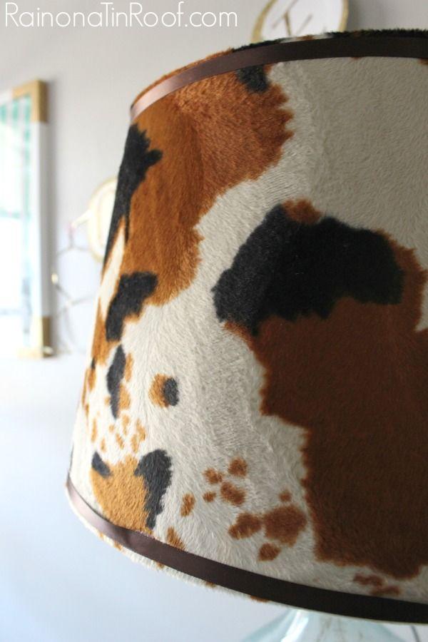 DIY Lampshades :: Rustic Crafts & Chic Decor - Renee's clipboard on Hometalk