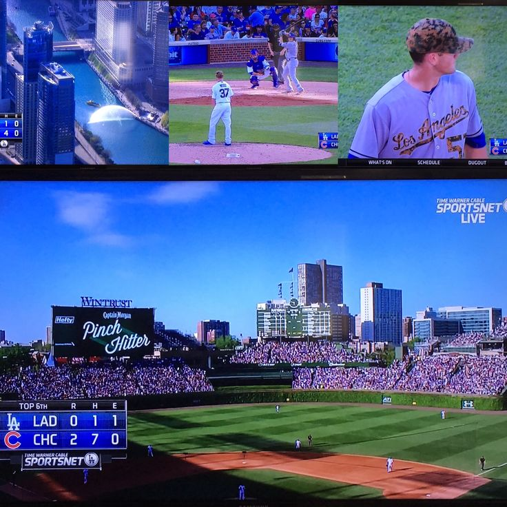Dodgers at Wrigley Field, Memorial Day 2016