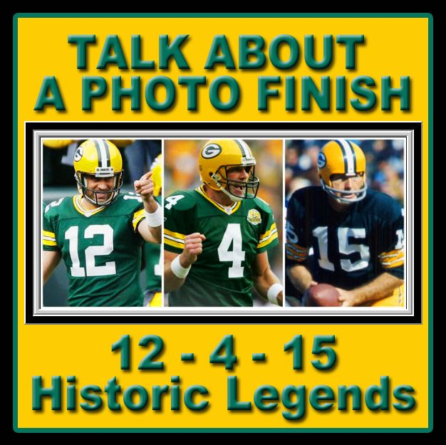 Share If You're A Packer Fan. - Today is 12-4-2015 - How appropriate after last night's amazing win. It's like watching an incredible fairytale ending, especially for Green Bay Packer fans. Could not have written an imaginary script. Who would believe it possible to win with NO time remaining on the scoreboard. WOW!