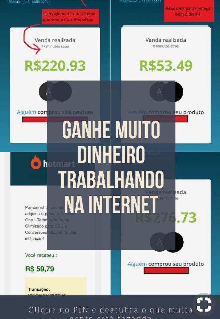 Pin De Remunera365 Em Ganhe Dinheiro Com A Internet Sites Para