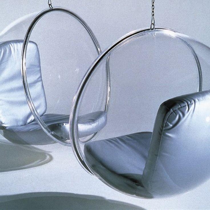 Bubble chair, un design indémodable http://journalduluxe.fr/bubble-chair/