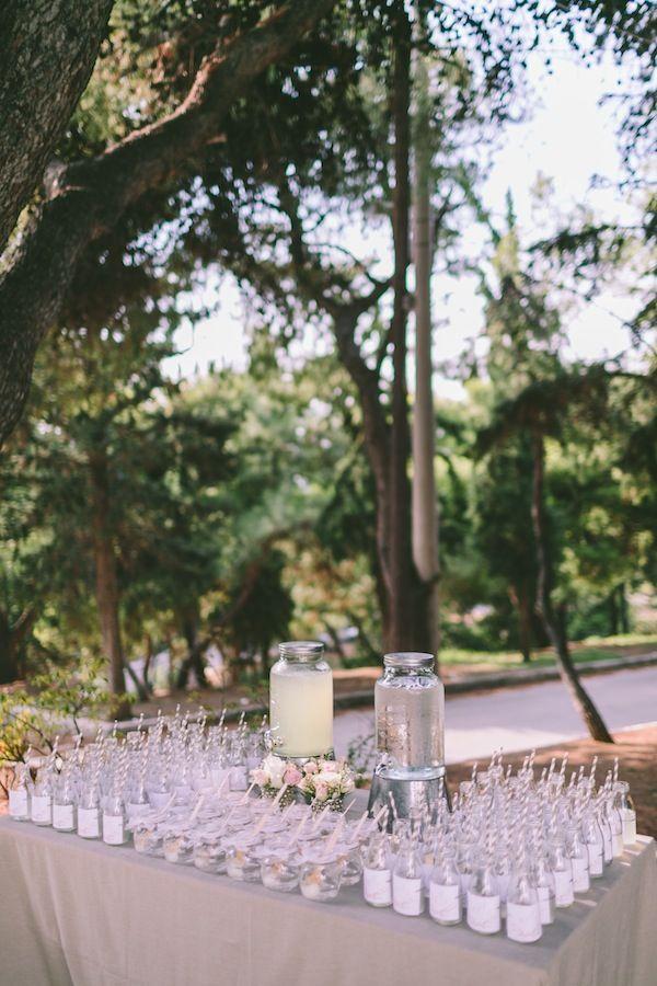 Wedding Lemonades