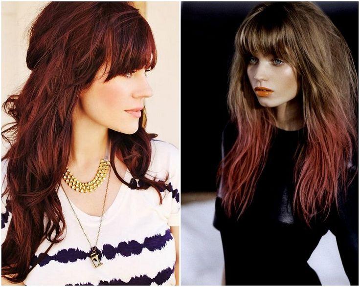 Oltre 25 fantastiche idee su Capelli Corti Viola su Pinterest  Stili di capelli colorati ...