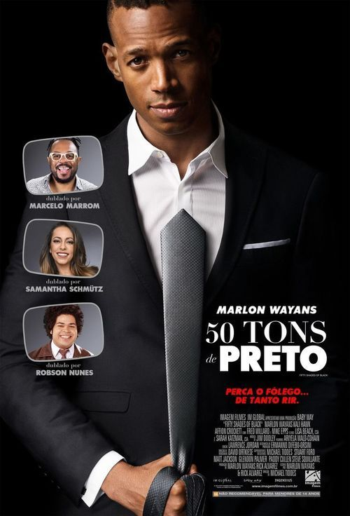 Watch Fifty Shades of Black 2016 Full Movie Online Free