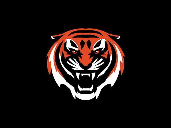 Image result for tiger logo pinterest