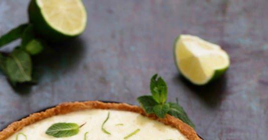 Un dejeuner de soleil: Tarte au citron vert