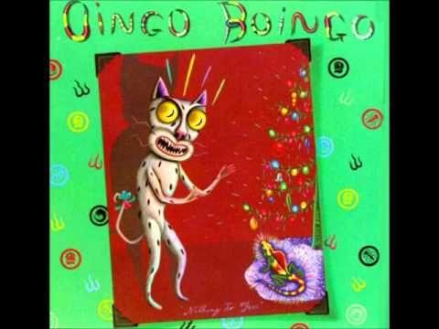 Oingo Boingo - Nothing to Fear - YouTube