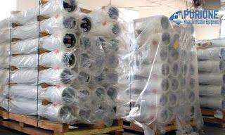 Membrane Housing digunakan sebagai tabung untuk meletakkan membrane dalam proses reverse osmosis