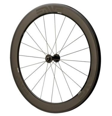 Enve SES 6.7 Clincher Front Wheel CK Hub - Plus Free Tyres and Waterbottle