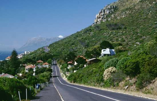 Boyes Drive 30 mins from Cape Town sea and mountain views