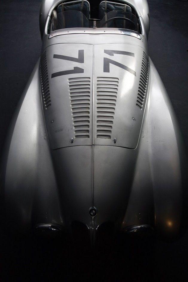 1937 BMW 328 MILLE MIGLIA BÜEGELFALTE