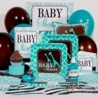 Blue Zoo Baby Shower Party Perfect Package for 8