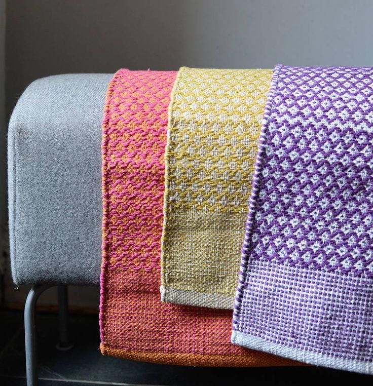 Vibrant Cotton Rug