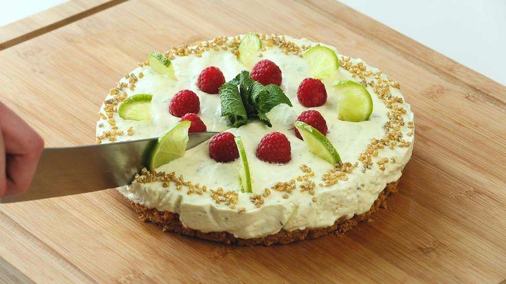 mojitostill1 Heres How To Make Mojito Cheesecake