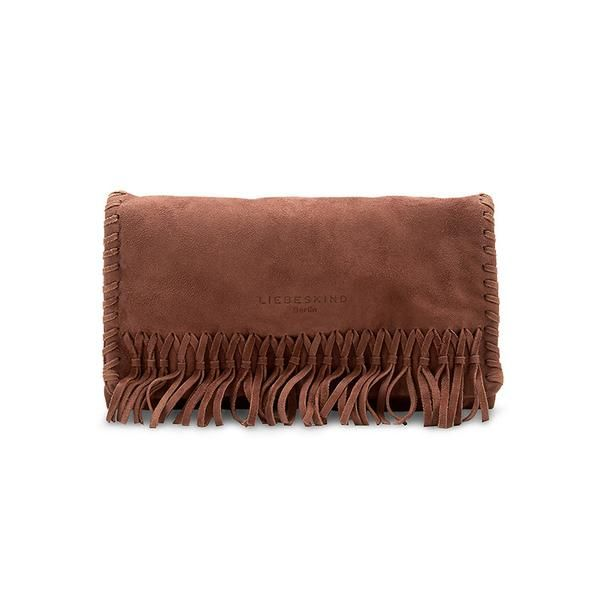 A festival ready clutch // fringy and fun