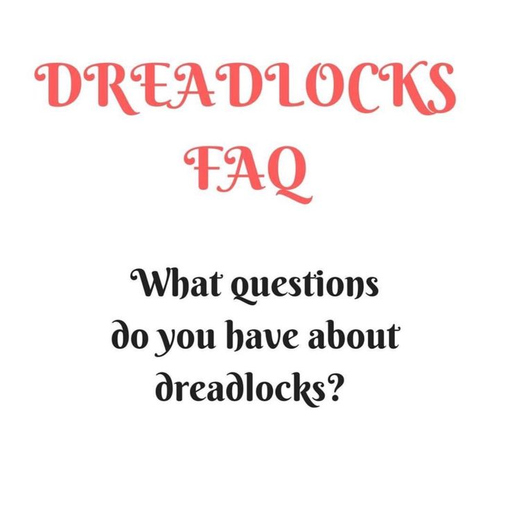 I get phone calls, emails and messages daily when it comes to dreadlocks.  What I noticed is that alot of dreadheads have the similar dreadlock questions. So I want to start to make small faq dreadlocks videos for all of you to answer your dreadlock questions.  Today I want to know what questions do you have about your dreadlocks? All will be posted here:  Remember the more questions that you give me the more videos I will keep on making.