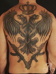 ... on Pinterest | Doe Tattoo Big Tattoo Planet and Tattoos and body art