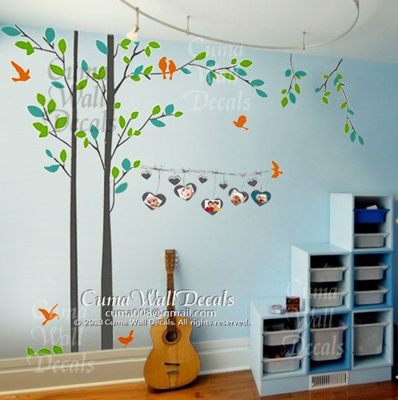 Best Wall Decal Images On Pinterest Nursery Wall Decals - Yellow bird wall decals