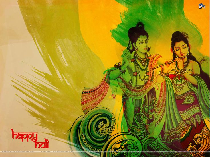Happy Holi funny wallpapers and awesome happy holi messages
