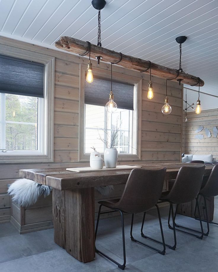 "8,755 likerklikk, 80 kommentarer – CC-styling (@casachicks) på Instagram: ""Just love our table at the cabin from @byloth Så var vi hjemme igjen, etter en nydelig helg på…"""