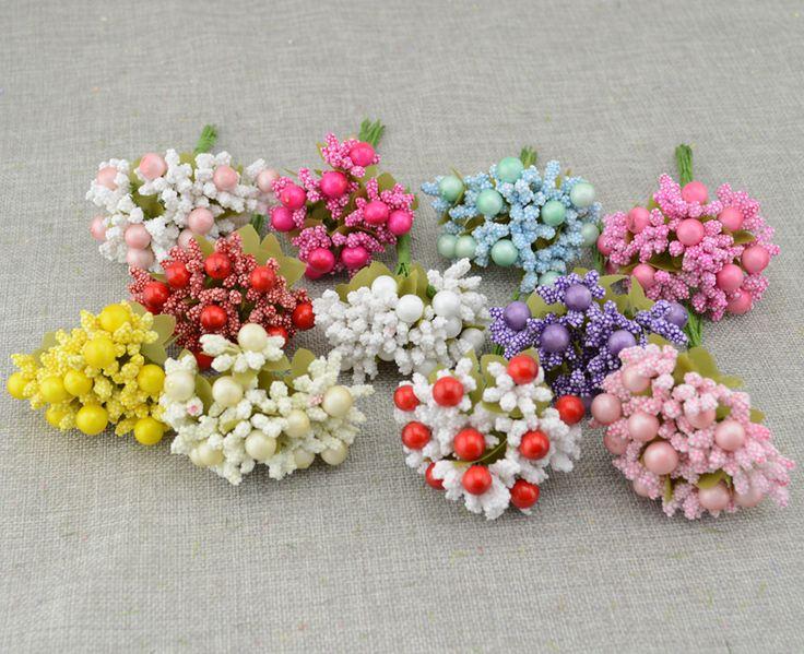 10ピース送料無料造花フォーム花芽diy花輪材料花嫁手首ラブリー花結婚式の花の装飾