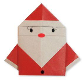 Origami Santa2