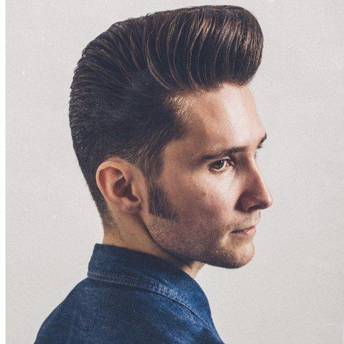 fade hair styles 30 pompadour haircuts hairstyles modern pompadour 2193