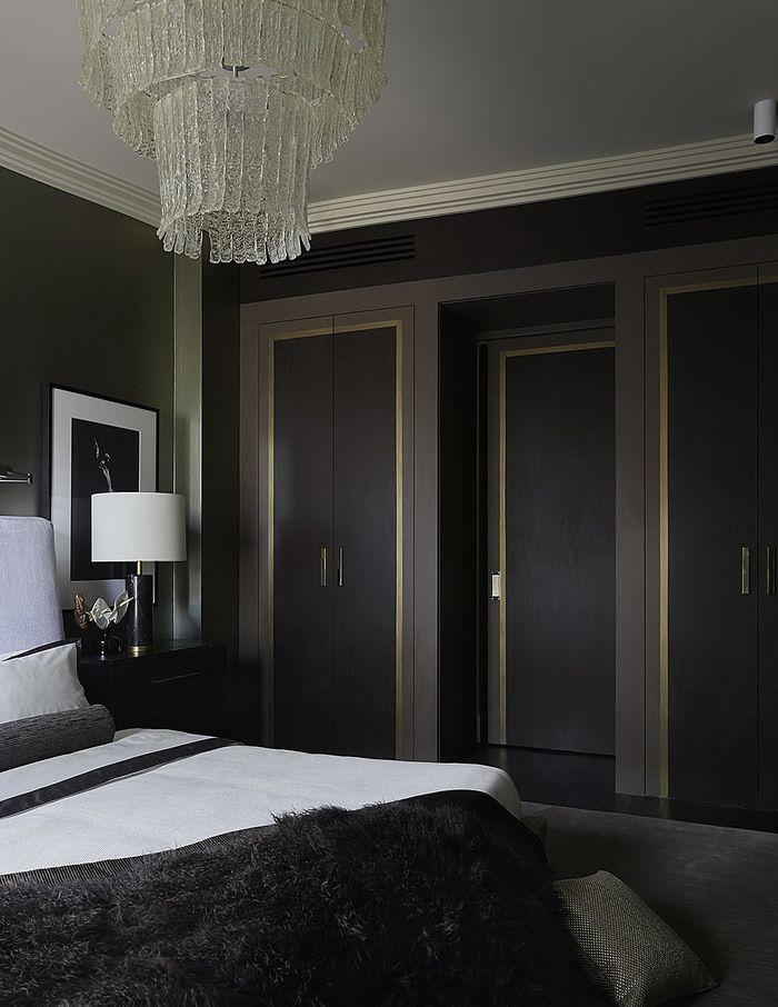 Московские апартаменты в нью-йоркском стиле – Красивые квартиры