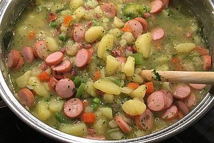 Berliner Kartoffelsuppe, ein tolles Rezept aus der Kategorie Eintopf. Bewertungen: 130. Durchschnitt: Ø 4,7.