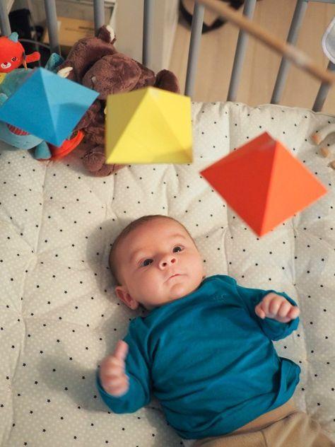 diy les mobiles montessori t l charger montessori babies and origami. Black Bedroom Furniture Sets. Home Design Ideas