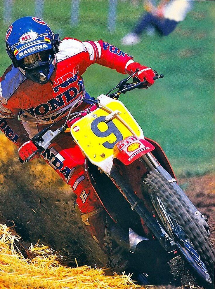 847 Best Motocross Legends Images On Pinterest Vintage Motocross