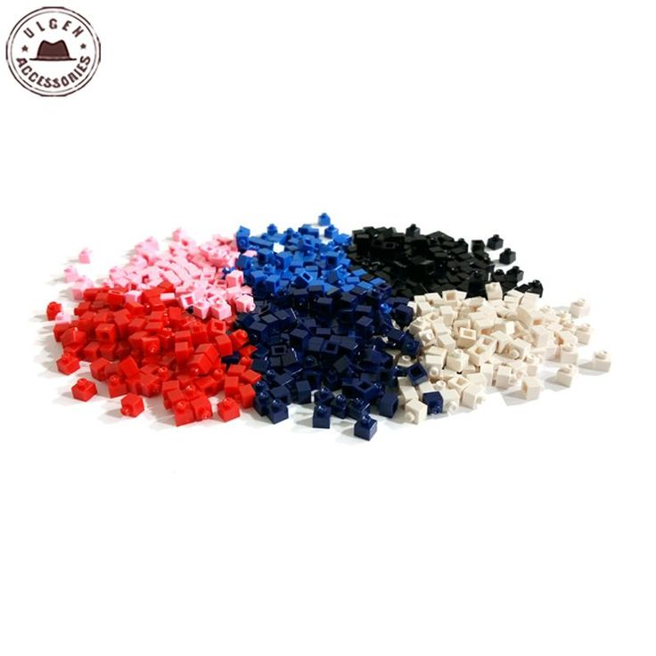Colorful Brick Beads for Legos Baseball Cap DIY Hot Games Design Hats Accessories 13 Color #Affiliate