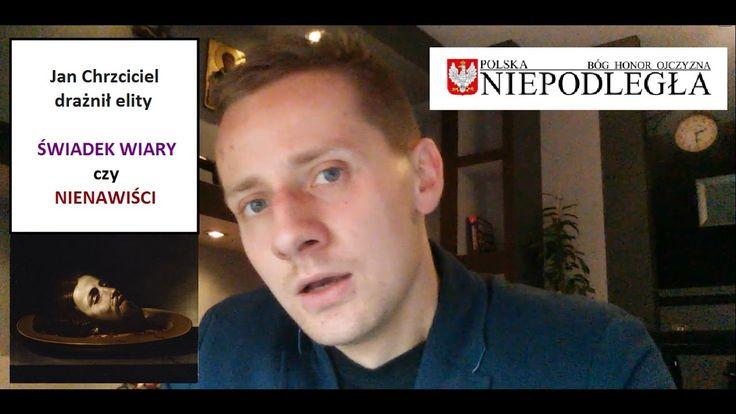 Świadek wiary drażni elity. Adwent (II) - Jacek Międlar TV (21)