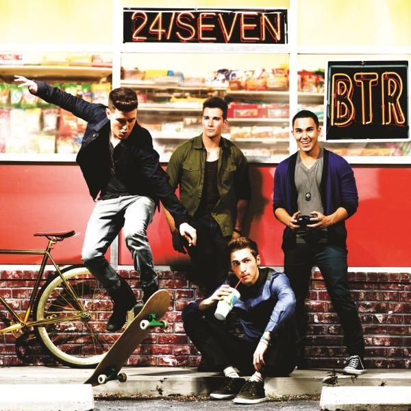 24/SEVEN Deluxe Album Cover!